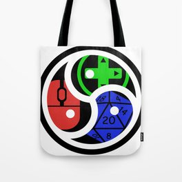 KG Discord Group Emblem Tote Bag