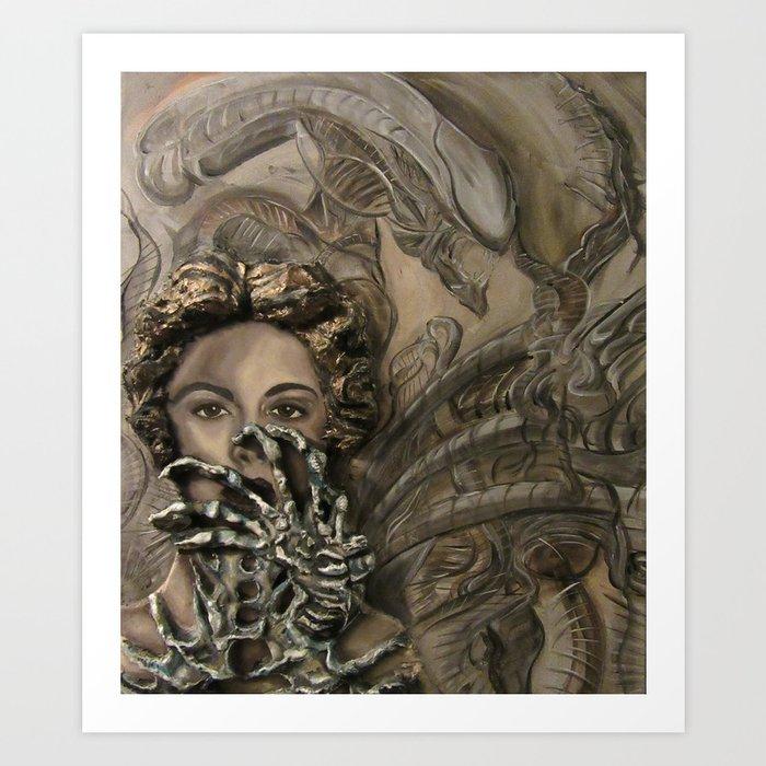 Perfect Organism Art Print