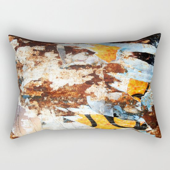 Vestiges Rectangular Pillow