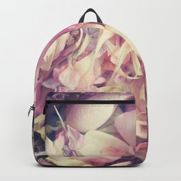 Pastel petals Backpack