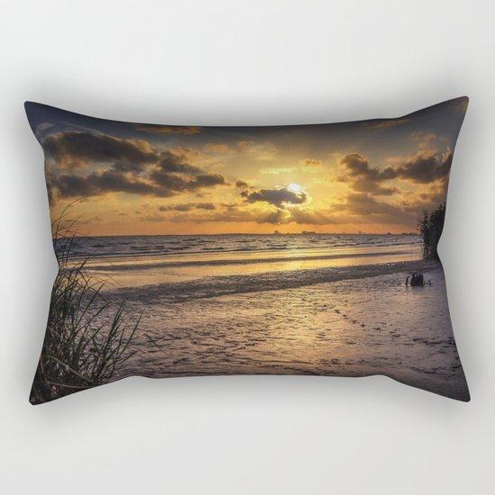 Grand Exit Rectangular Pillow