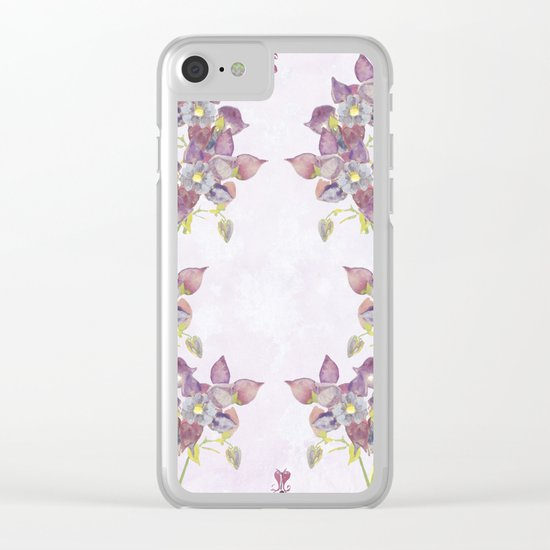 Song of summer Clear iPhone Case