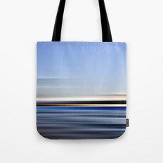 horizonte amarillo - seascape no.13 Tote Bag