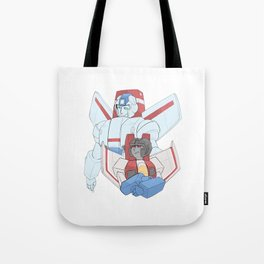 a Pair of Nerds Tote Bag