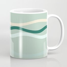 sea is pink Coffee Mug