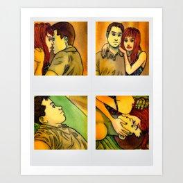 Desire Object  Art Print
