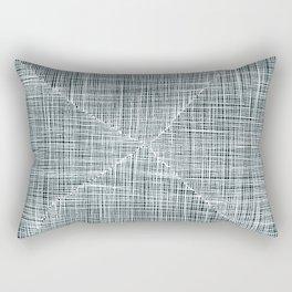 Ink Weaves: Alexandrite Rectangular Pillow