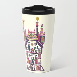 House Of Freaks Travel Mug