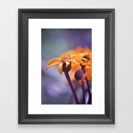 summer magic Framed Art Print