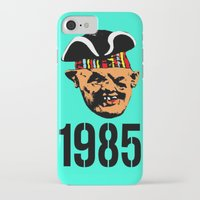 "the goonies iPhone & iPod Cases featuring ""Mourning My Youth"" Series 