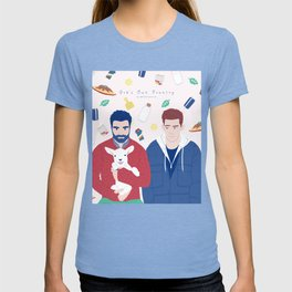 Gheorghe & Johnny - God's Own Country T-shirt