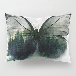 Double Butterfly Pillow Sham