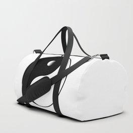 Yin Yang Duffle Bag