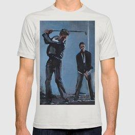 Tyler Durden and the Narrator - Golfing Buddies - Fight T-shirt