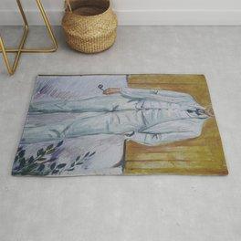 Edvard Munch - Ludvig Karsten Rug