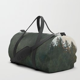 PNW Forest Grunge Duffle Bag