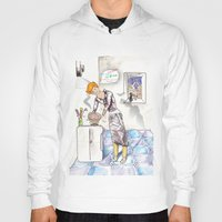 chef Hoodies featuring petit chef by bgallery