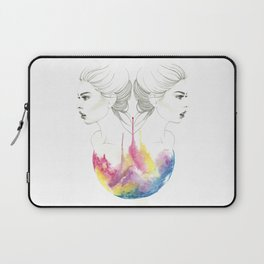 zodiac - gemini Laptop Sleeve