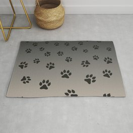 Paws On the Field Rug