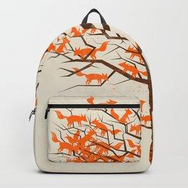 Blazing Fox Tree Backpack