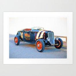 "1933 Roaster 16,5"" x 11,8"" Art Print"