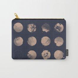 Douze Lunes Carry-All Pouch