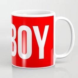 Oh Boy Coffee Mug