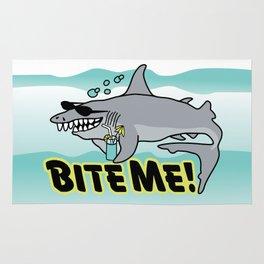 Bite Me! Rug