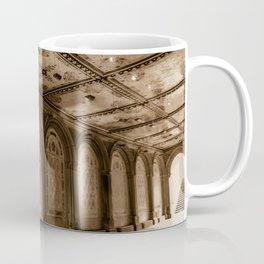 Minton Tiles at Bethesda Arcade Coffee Mug