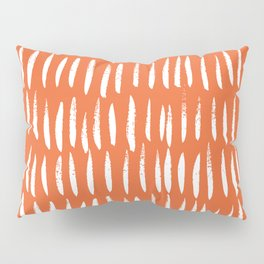 Brush Stroke Staccato Pillow Sham