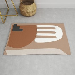 Shape study #10 - Stackable Collection Rug