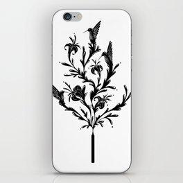 Fluid Bloom iPhone Skin