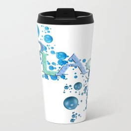 Splash Metal Travel Mug