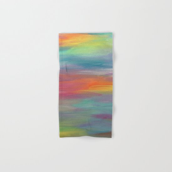 Opal Landscape Hand & Bath Towel