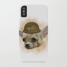 Chiwawa Scout iPhone Case