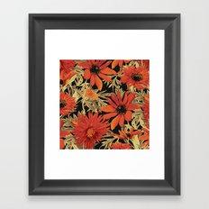 Vintage Garden 32B Framed Art Print