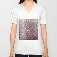 plain V-neck T-shirts featuring Plain Jane by Bruce Stanfield