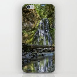 Spirit Falls with Reflections iPhone Skin