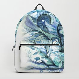 Tree of Life (blues) Backpack