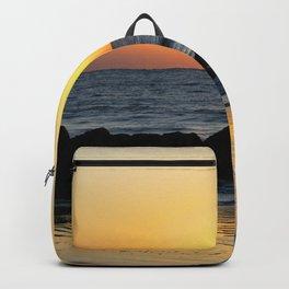 Folly Beach Sunrise Backpack