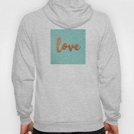 Acrylic 5 - Love! Hoody