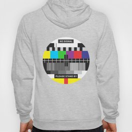 TV No Signal Hoody