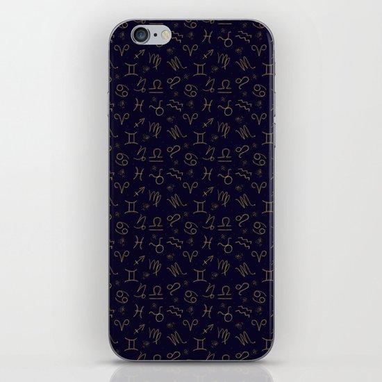 Zodiac iPhone Skin