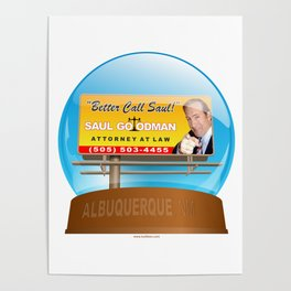 Better Call Saul! Poster