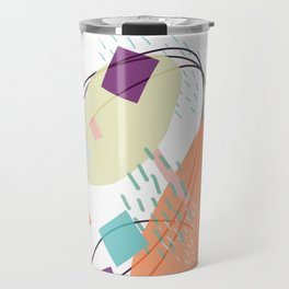 Symphony in Abstract 6 Travel Mug