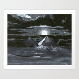 Magical Mysteries Art Print