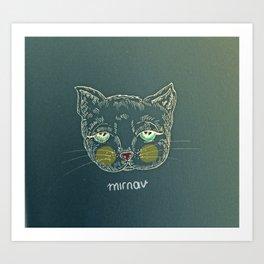 Mırnav Art Print