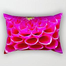 My Dahlia Life Rectangular Pillow