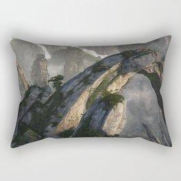Avatar Rock Arches Rectangular Pillow