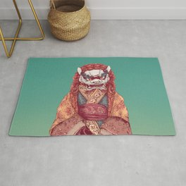 Imperial Guardian Lady Rug
